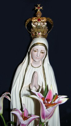 The Five First Saturdays Devotion is intended as a means of reparation to the Immaculate Heart of Mary for the sins and outrages committed against it, by an indifferent and ungrateful world.